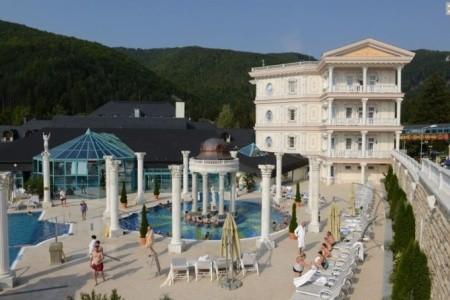 Hotel Aphrodite Palace - luxusní dovolená