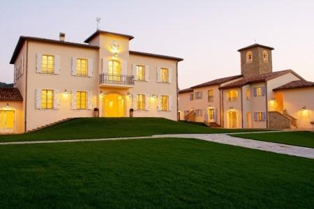 Hotel Borgo Condè Wine Resort - luxusní dovolená