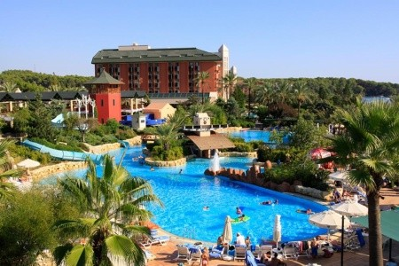 Pegasos Royal & Resort, Turecko, Alanya