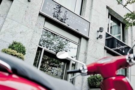 Arcotel John F Berlin - luxusní dovolená