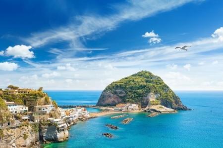 Krásy Jižní Itálie - Capri,Ischia - Hotel