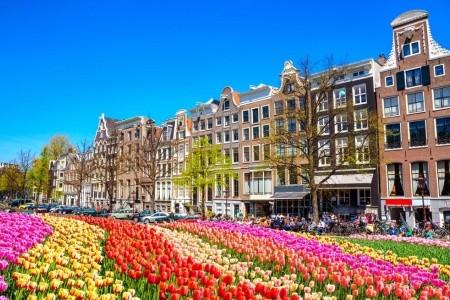 Brusel, Amsterdam a Keukenhof (Hotel) Snídaně