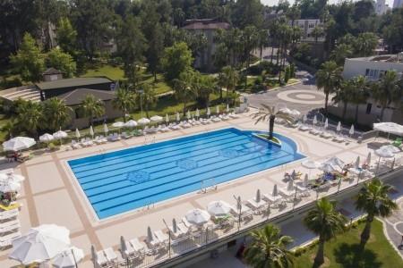 Club Sidelya Hotel, Turecko, Side
