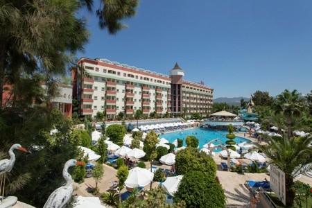 Saphir Hotel & Villas 50+, Turecko, Alanya