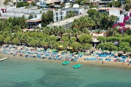 Sami Beach 50+, Turecko, Bodrum