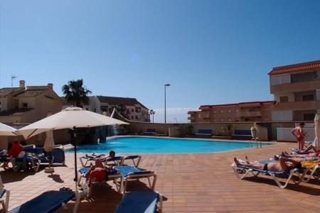 Hotel Las Gaviotas/los Delfines Pro Seniory, Španělsko, La Manga del Mar Menor