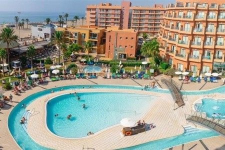 Protur Roquetas Hotel & Spa - v červenci