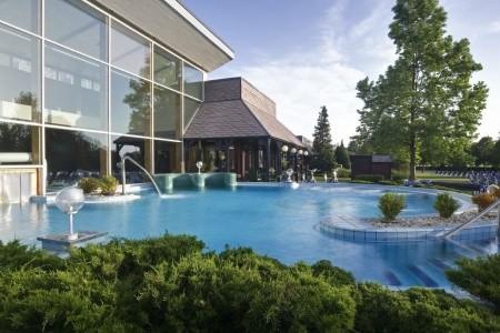 Health Spa Hotel Bük, Maďarsko, Termální Lázně