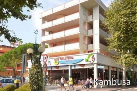 Apartmány Kambusa A Pineda - levně
