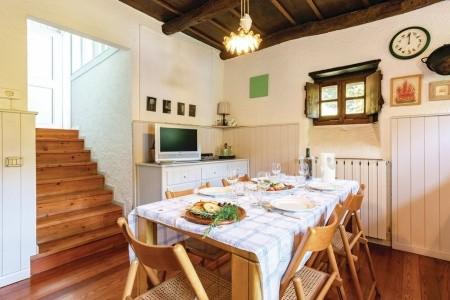 Cottage Ginestre - v listopadu
