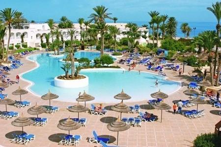 Zephir Hotel & Spa 50+, Tunisko, Zarzis