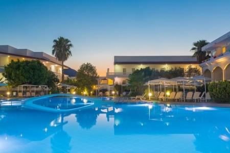 Niriides Hotel, Řecko, Rhodos