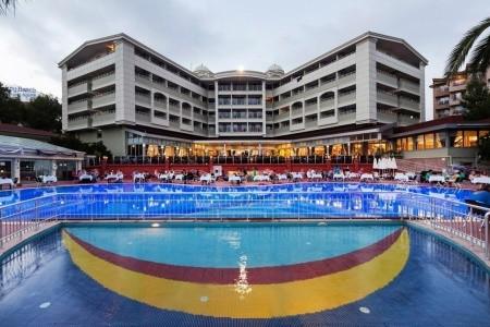 Turecko Side Hane Hotel 12 denní pobyt All Inclusive Letecky Letiště: Bratislava červen 2021 (20/06/21- 1/07/21)