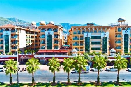 Tac Premier Hotel & Spa, Turecko, Turecká riviéra