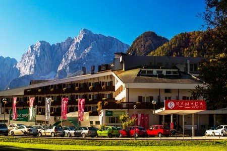 Hotel Ramada Resort - Slovinsko v červenci
