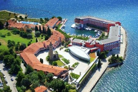 Hotel Histrion - Slovinsko v červenci
