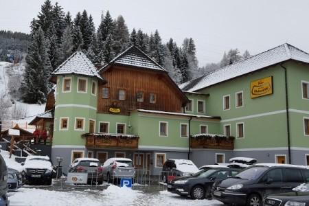 Hotel Waldschlössl - Kreischberg / Murau - Rakousko