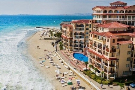 Atrium Andalusia - letecky all inclusive