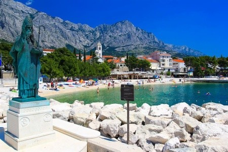Villa Juroš, Chorvatsko, Baška Voda