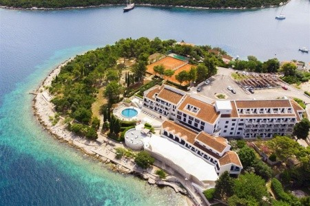 Hotel Liburna - u moře