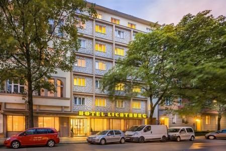 Novum Lichtburg Berlin Am Kurfuerstendamm - snídaně