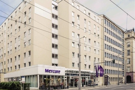 Mercure Berlin City - v lednu