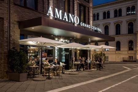 Amano Grand Central - eurovíkendy