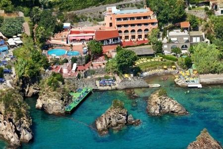 Ostrov Ischia, Itálie - Delfini - ubytování