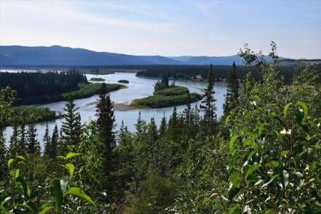 Kanada - Aljaška - okruh záp. Kanadou, Youkonem a Aljaškou