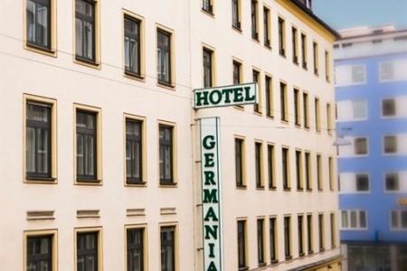 Germania Snídaně