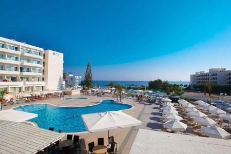 Odessa Beach Hotel - Kypr letecky z Bratislavy All Inclusive - slevy
