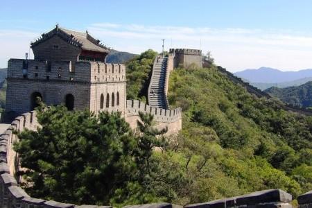Čína - velký okruh - poznávací zájezdy