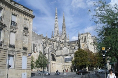 Bordeaux a Akvitánie letecky - Bordeaux - Francie
