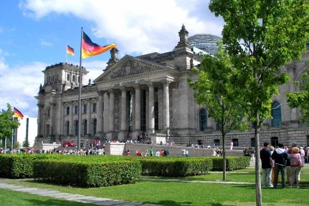Berlín A Slavnost Světel - Víkendy