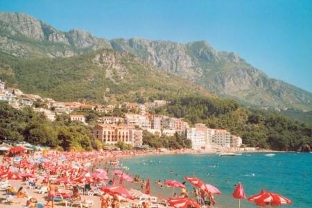 Kulturní a přírodní krásy Černé Hory s návštěvou Albánie - hotel