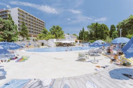 Drazica Resort - Hotel Drazica & Villa Lovorka, Chorvatsko, Krk