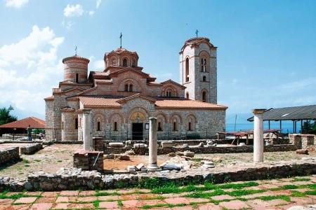 Bulharsko, Makedonie, Ostrov Thassos A Severní Řecko - v říjnu