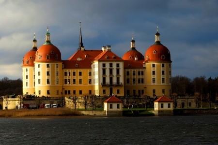 Saské hrady a zámky - Německo autobusem