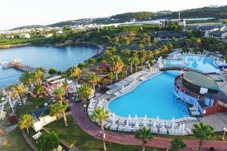 Oz Hotels Incekum Beach Resort, Turecko, Turecká riviéra