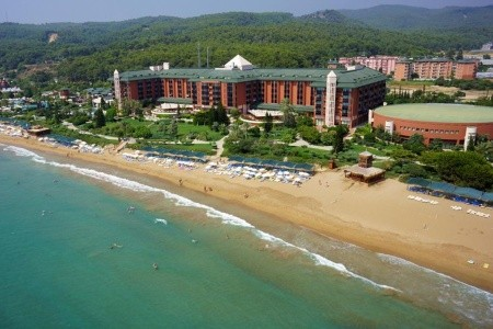 Pegasos Royal & Resort - Rodinný Pokoj, Turecko, Alanya