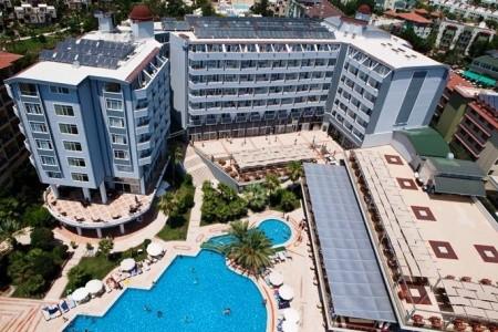 Meridia Beach Hotel (Ex. Club Hotel Karaburun) - v říjnu