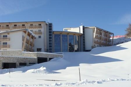 Monte Bondone - Hotel Le Blanc, Itálie,