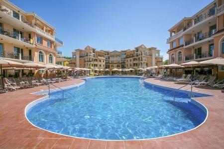 Hotel Hacienda Beach 4* - Sozopol  - Bulharsko