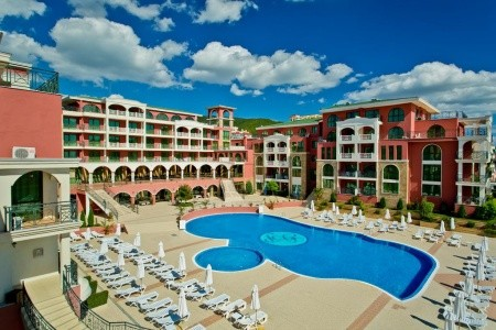 Hotel St.george Palace 4* All Inclusive