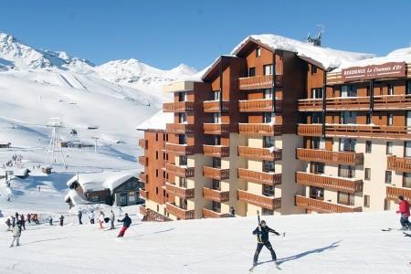 Residence Chamois D´or