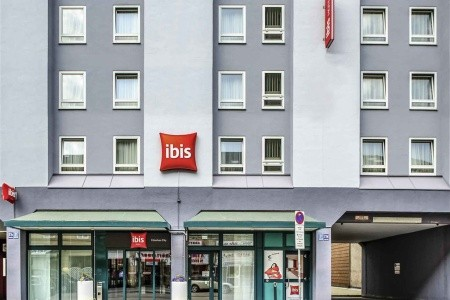 Ibis Munich City - Last Minute a dovolená