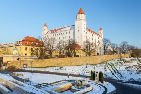 Adventní Bratislava - levně