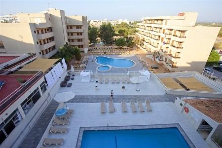 Aparthotel Playa Mar - v září