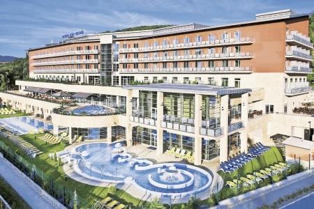 Thermal Hotel Visegrad, Maďarsko, Budapešť