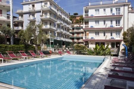 Hotel Garden*** - Alassio, Itálie, Ligurská riviéra